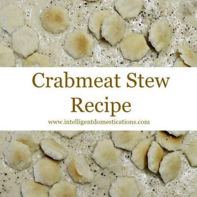 Crabmeat Stew