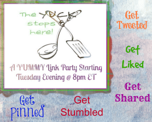 Yuck Stops Here Linky Party