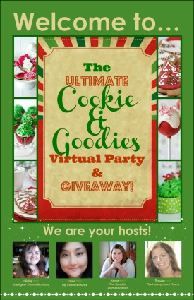 2014 Ultimate Cookies & Goodies Virtual Party and Giveaway