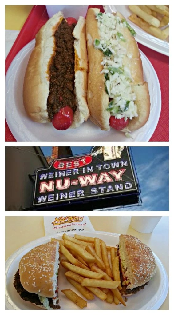 Nu Way Weiner Stand on the Hot Dog tour in Macon, Ga. Find more stops on the tour at www.intelligentdomestications.com