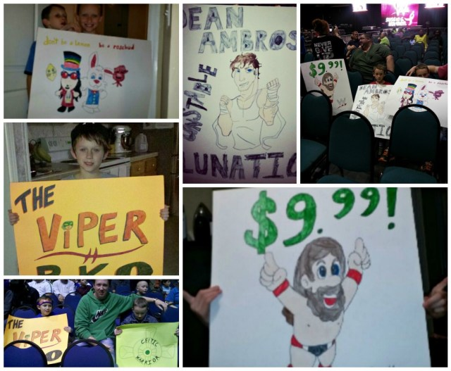 WWE posters and good times. WWE Wrestling Party Pun Name Food Ideas. Wrestling Party Food Ideas for your birthday, Wrestlemania or Pay Per View party with WWE Theme. #wrestlingparty #WWEparty