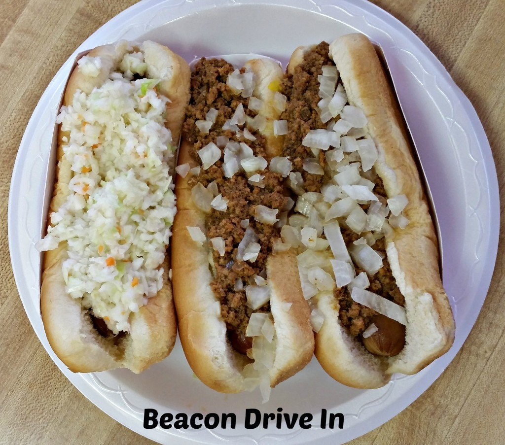 Beacon Drive In. Hot Dogs.Photo by Intelligentdomestications.com