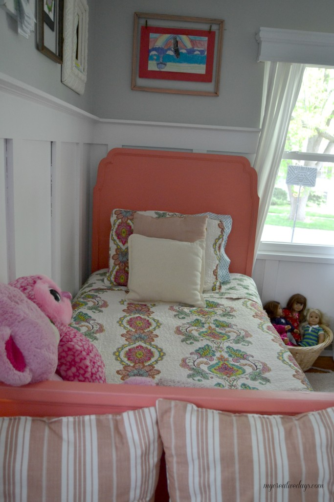 Exotic Bed Makeover