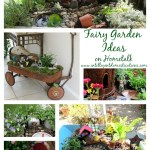 Fairy Garden Ideas on Homtalk by www.intelligentdomestications.com