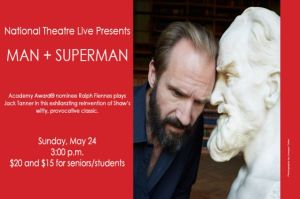 Man + Superman at the Douglas