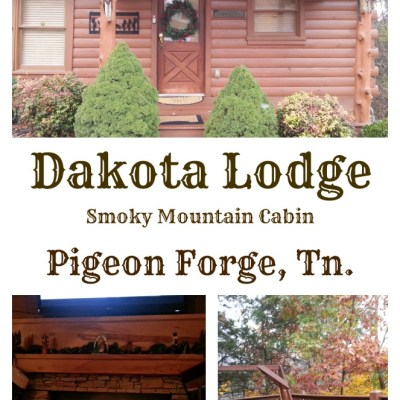 Smoky Mountain Cabin Review of Dakota Lodge in Pigeon Forge