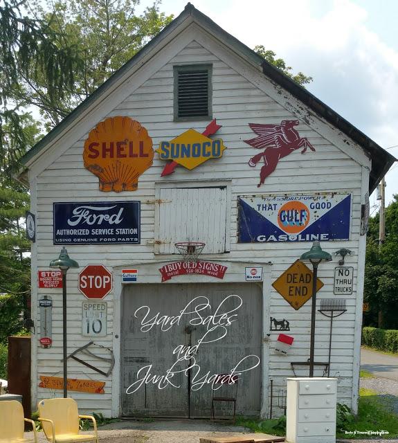 Yard sales and junk yards redoityourselfinspirations