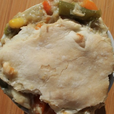 Shirley's Famous Homemade Chicken Pot Pie