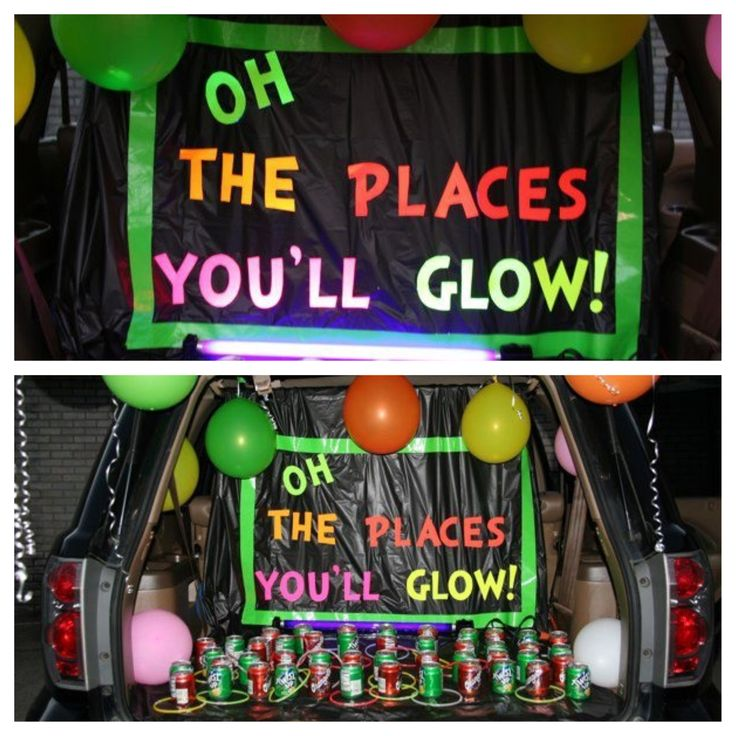 Oh the places you'll glow Trunk or Treat design.jpb