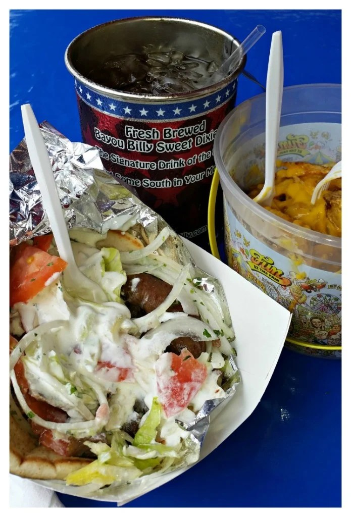 Ga. National Fair Food 5 2015