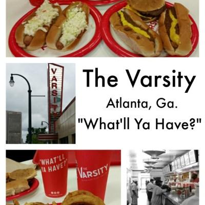 The Varsity Atlanta, Ga. on the Hot Dog Tour