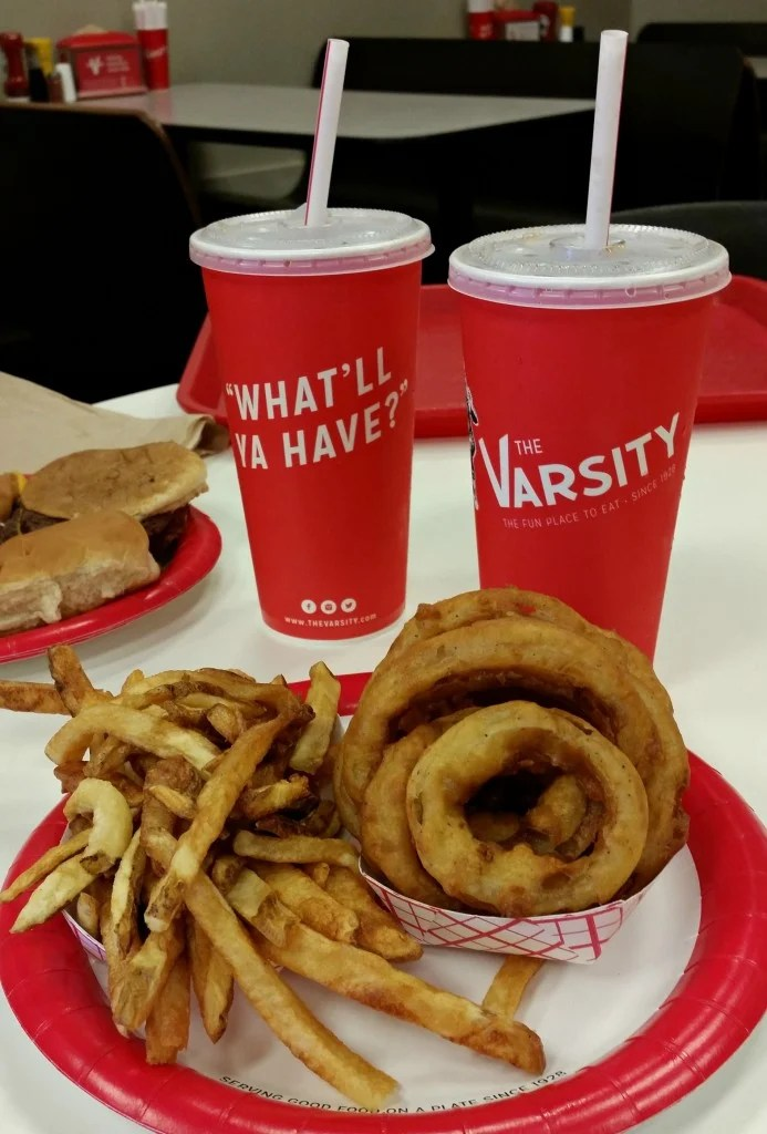 Varsity Atlanta.Fries & Onion Rings.What'll Ya Have.intelligentdomestications.com