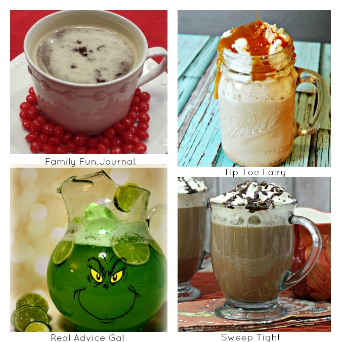 12 Beverage Recipes. Graphic 3.intelligentdomestications.com