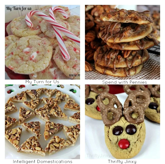 12 Cookie Recipes. Graphic 2.intelligentdomestications.com