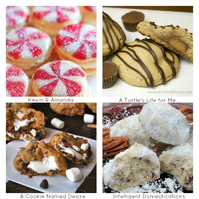 12 Cookie Recipes. Graphic 3.intelligentdomestications.com