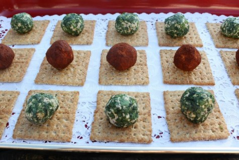 Easy Recipes for Mini Cheese Balls.1www.intelligentdomestications.com