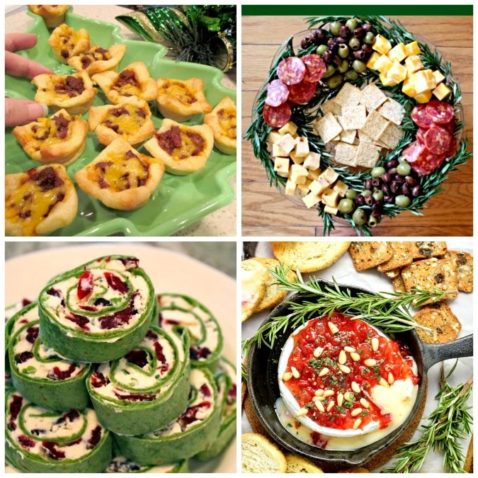 Party Foods for 12 Days of Christmas.3