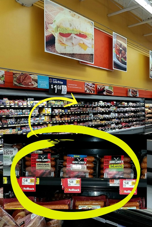 Find Jack Links Smoked Sausage in the meat department at Walmart