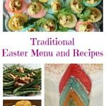 Traditional Easter Menu and Recipes at intelligentdomestications.com