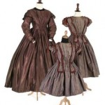 mid-19th-Century-Dresses-150x150