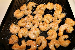 Cajun Grilled Shrimp