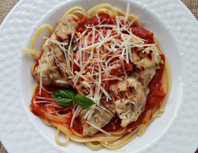Easy Chicken Parmigiana Recipe