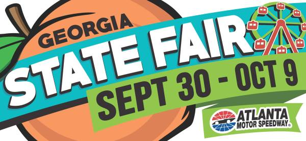 Georgia State Fair Atlanta Motor Speedway Sept. 30-Oct. 9, 2016