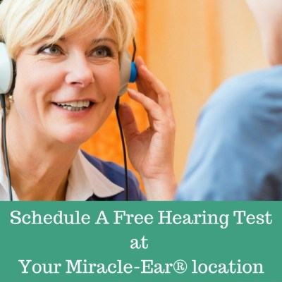 My Personal Story of Hearing Loss and How You Can Get A Free Hearing Test