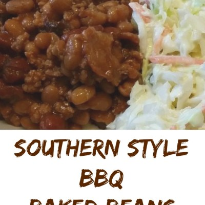 Southern Style BBQ Baked Beans