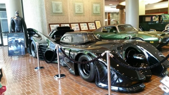 Chick Fil A Home Office Backstage Tour in Atlanta, Ga. #chikfila #hobst. the-batmobile-in-the-car-collection-at-chik-fil-a-home-office-in-atlanta-see-our-home-office-back-stage-tour-at-intelligentdomestications-com