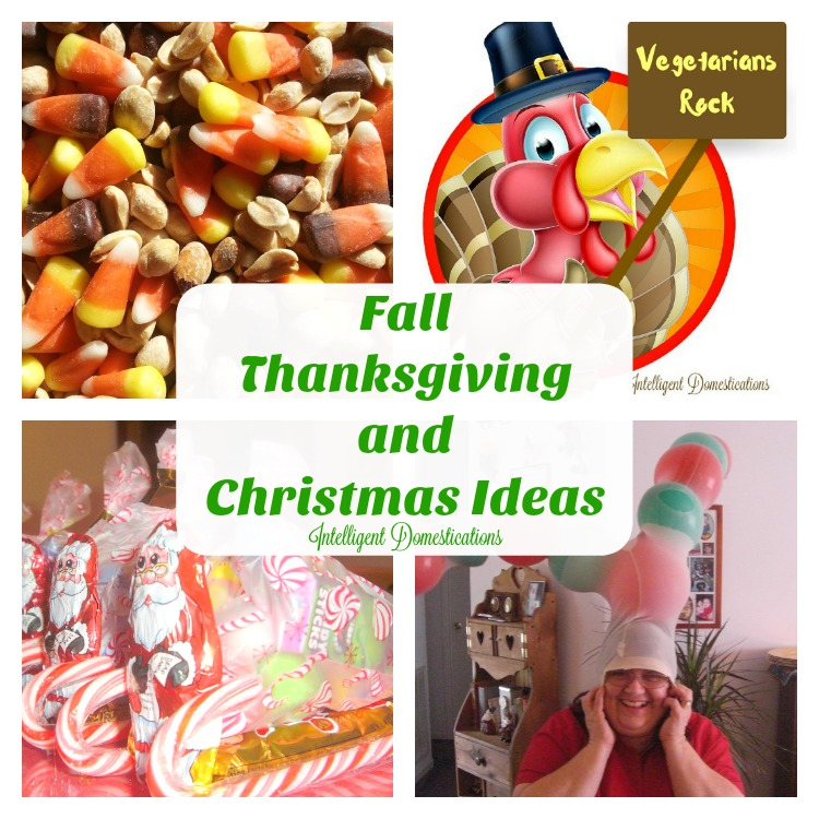 Fall Ideas. Thanksgiving Ideas. Christmas Ideas.