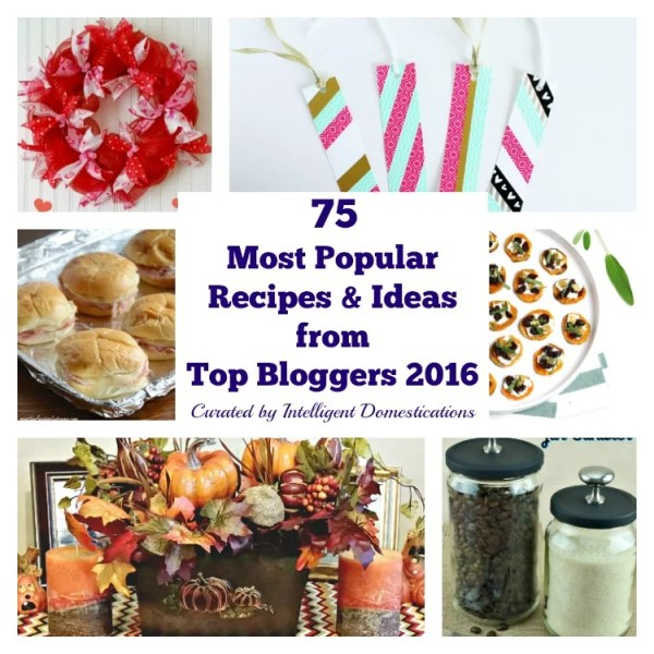 Most popular posts from top bloggers