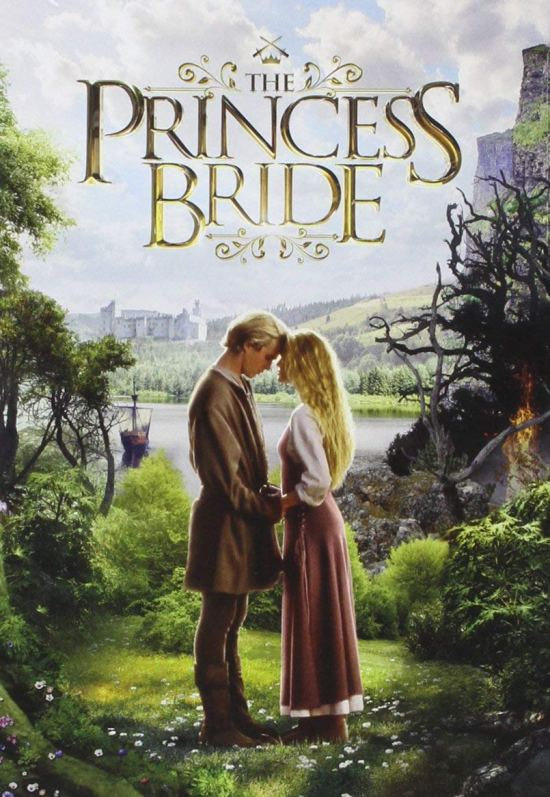 Princess Bride DVD on Amazon