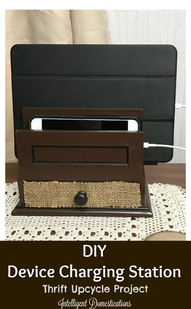 Diy Device Charging Station Intelligent Domestications