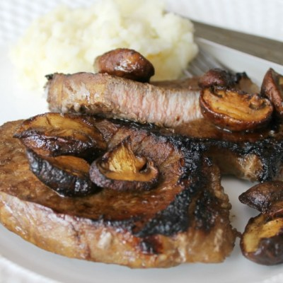 5 Ingredient Steak Marinade