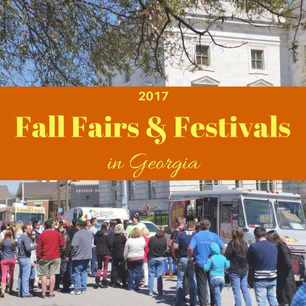 fall festivals in georgia sept oct and nov 2017 download pdf