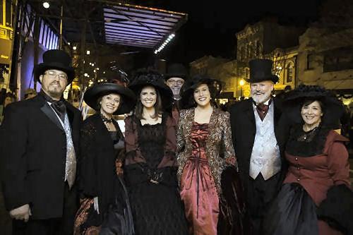 Victorian Christmas Festival Thomasville Ga.