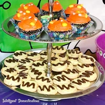How To Make Charlie Brown Cookies