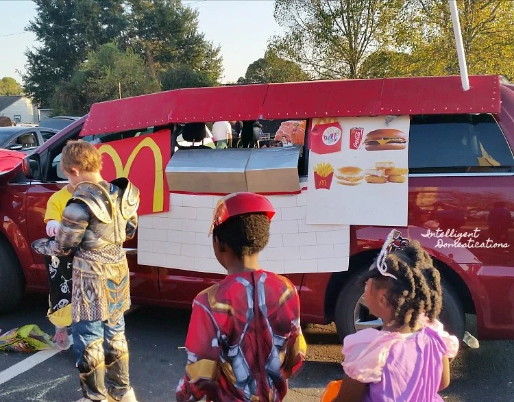Even More Trunk or Treat Decorating Ideas , Intelligent