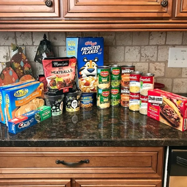 How I Saved 73% off my groceries at Publix this week