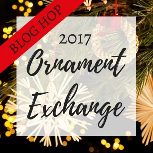 2017 Ornament Exchange.