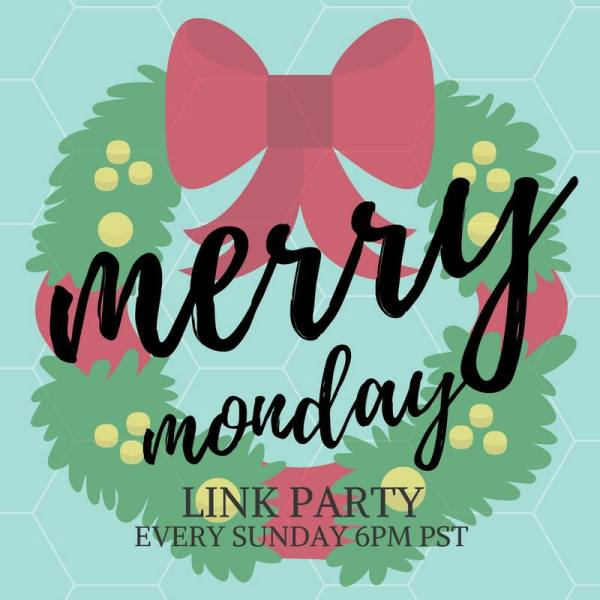 Merry Monday Link Up Party at Intelligent Domestications