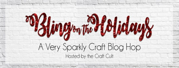 Bling On The Holidays Craft Hop