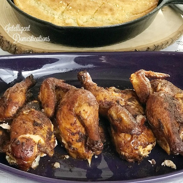 How To Smoke A Cornish Hen. Smoked Cornish Hen Rub recipe. Cornish Hen recipe