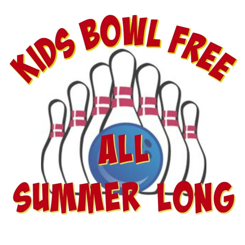 Kids Bowl Free All Summer Long Program. Grandma Camp Ideas