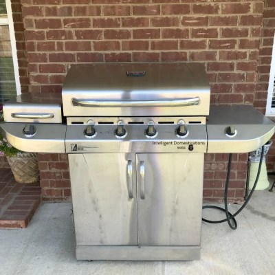 How To Get The Gas Grill Ready For The Season