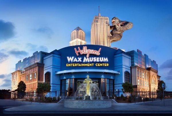 Hollywood Wax Museum Myrtle Beach Discount Tickets. Photo of Hollywood Wax Museum