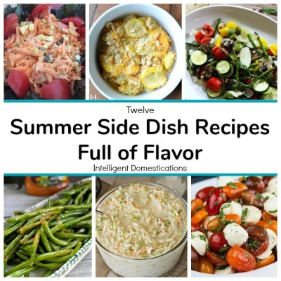 Summer Side Dish Recipes MM 214