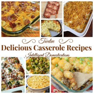 12 Delicious Casserole Recipes