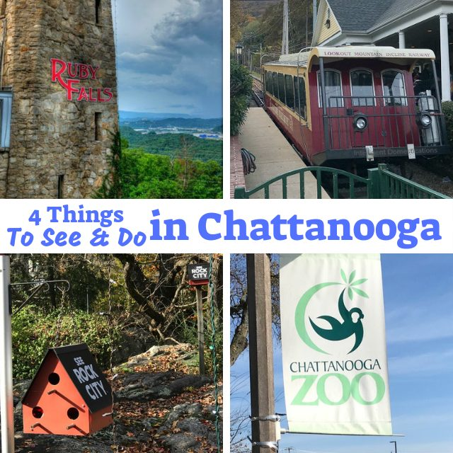 4 things to see and do in Chattanooga. A weekend trip to Chattanooga for couples